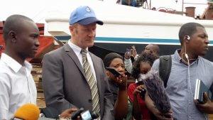 RDC : la mise en service de deux baliseurs financés par l'UE prévue en novembre 2019 2