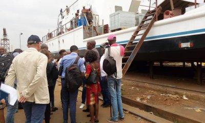 RDC : la mise en service de deux baliseurs financés par l'UE prévue en novembre 2019 48