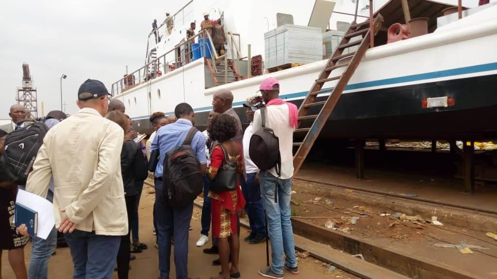 RDC : la mise en service de deux baliseurs financés par l'UE prévue en novembre 2019 1