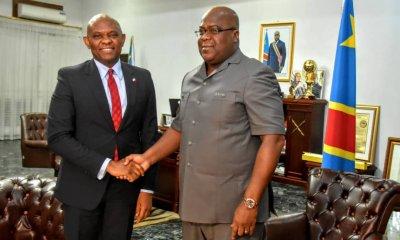 RDC : les trois messages de Tony Elumelu au président Tshisekedi 97