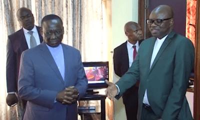 RDC : passation des marchés publics, Ilunkamba s'engage à renforcer le contrôle ! 20