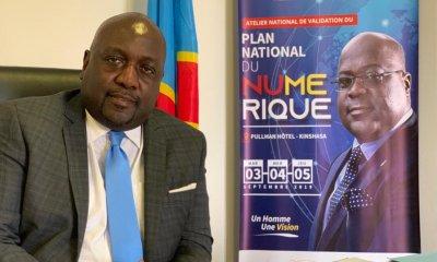 RDC: Plan national du Numérique, un levier pour l'émergence économique (Tshisekedi) 8