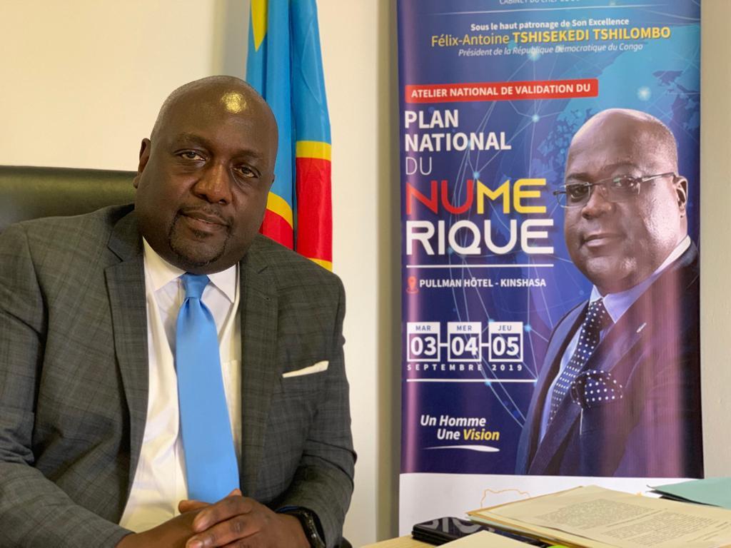 RDC: Plan national du Numérique, un levier pour l'émergence économique (Tshisekedi) 1