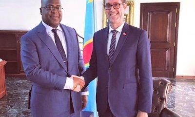 Isidore Kwandja: «la RDC devra offrir les conditions favorables pour attirer les investissements canadiens» 17