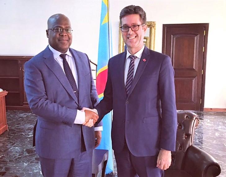 Isidore Kwandja: «la RDC devra offrir les conditions favorables pour attirer les investissements canadiens» 1