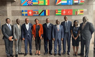 Afrique : BAD et UA financent 4,8 millions USD pour installer le secrétariat de la ZLEC 65