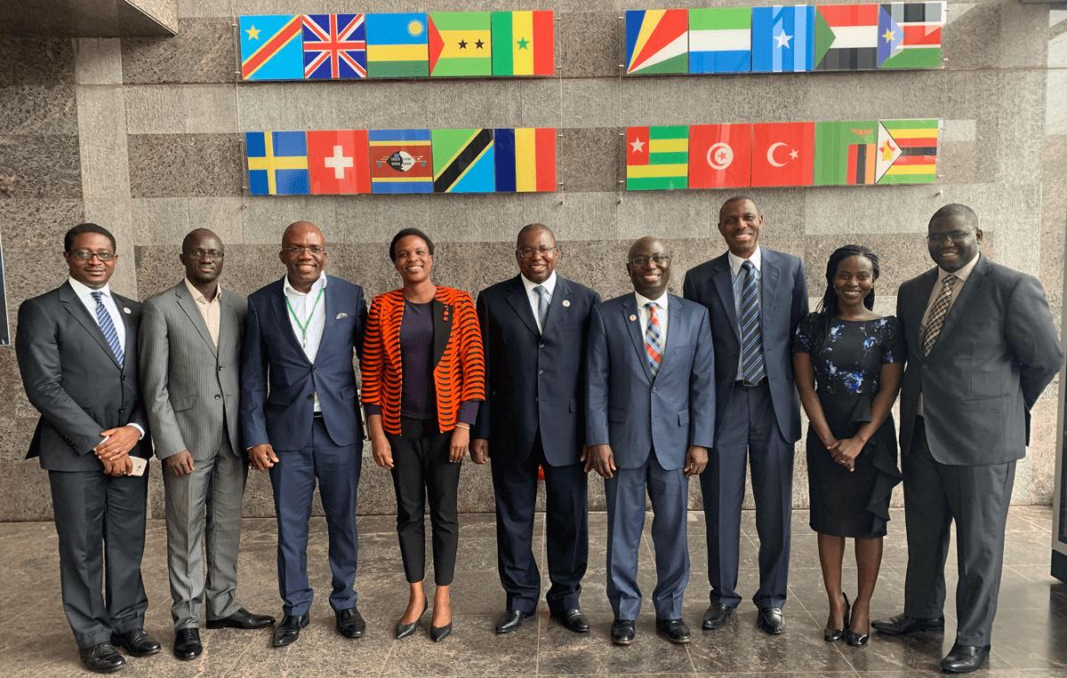 Afrique : BAD et UA financent 4,8 millions USD pour installer le secrétariat de la ZLEC 1