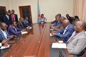 RDC : Economie nationale, le tandem Bandubola-Okito s'imprègne des conditions de travail du personnel 2