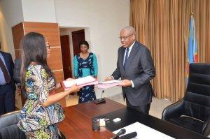 RDC : stabilité des prix, une des priorités de la ministre de l'Economie nationale 2