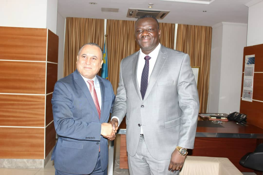 Tunisie : le ministre des PT-NTIC Augustin Kibassa représentera la RDC au forum Afric'Up 1