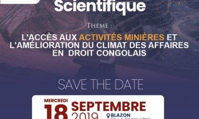 RDC : Cabinet Guy Loando organise un atelier scientifique sur le secteur minier ce 18 septembre 3