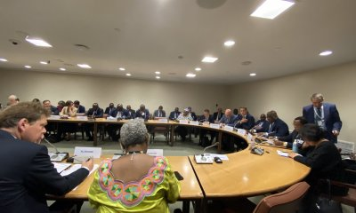 RDC :lutte contre Ebola et Accord-Cadre d'Adis-Abeba au cœur de deux réunions à l'ONU 79