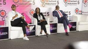 Afrique : Samuel Eto'o annonce la fin de sa carrière au Forum Makutano à Kinshasa ! 2