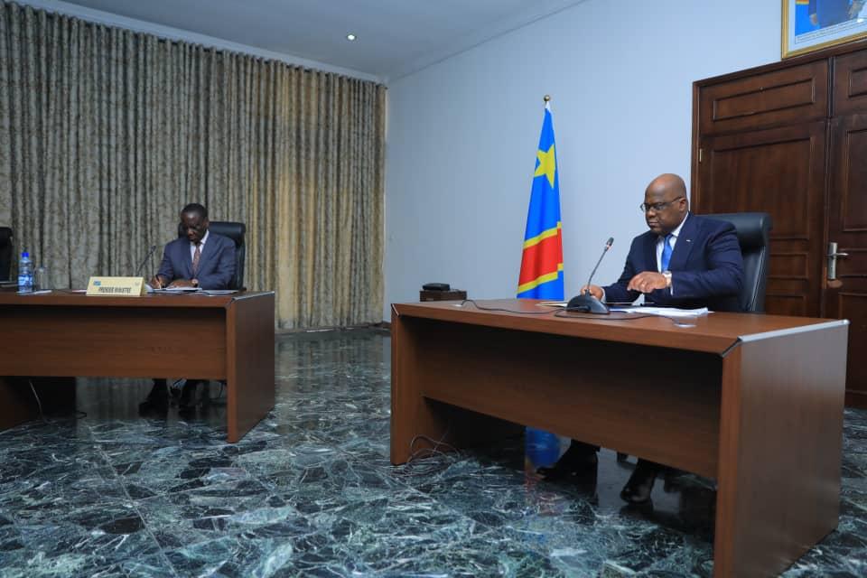 RDC : deux enjeux au cœur de la première réunion du Conseil des ministres 1