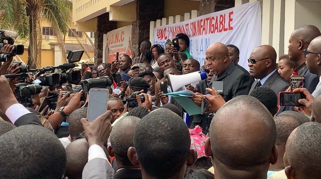RDC : Affaires foncières, Molendo Sakombi prône le renouveau ! 1