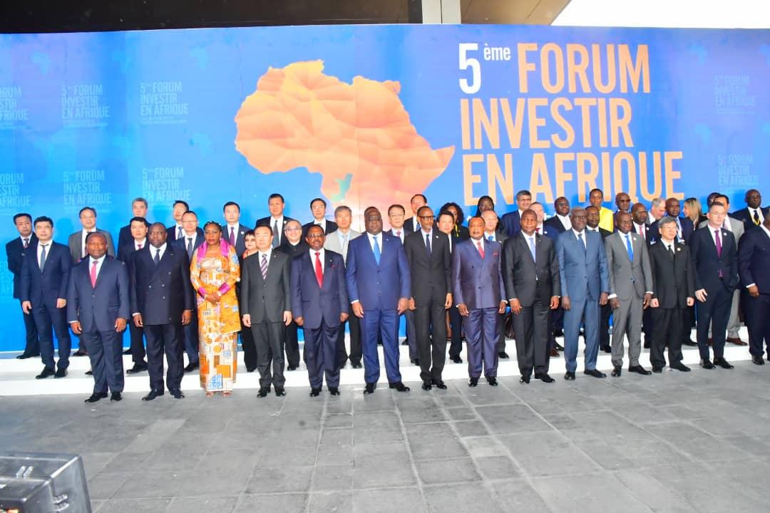 RDC : Kinshasa pourrait abriter la 6ème édition du Forum Investir en Afrique 1