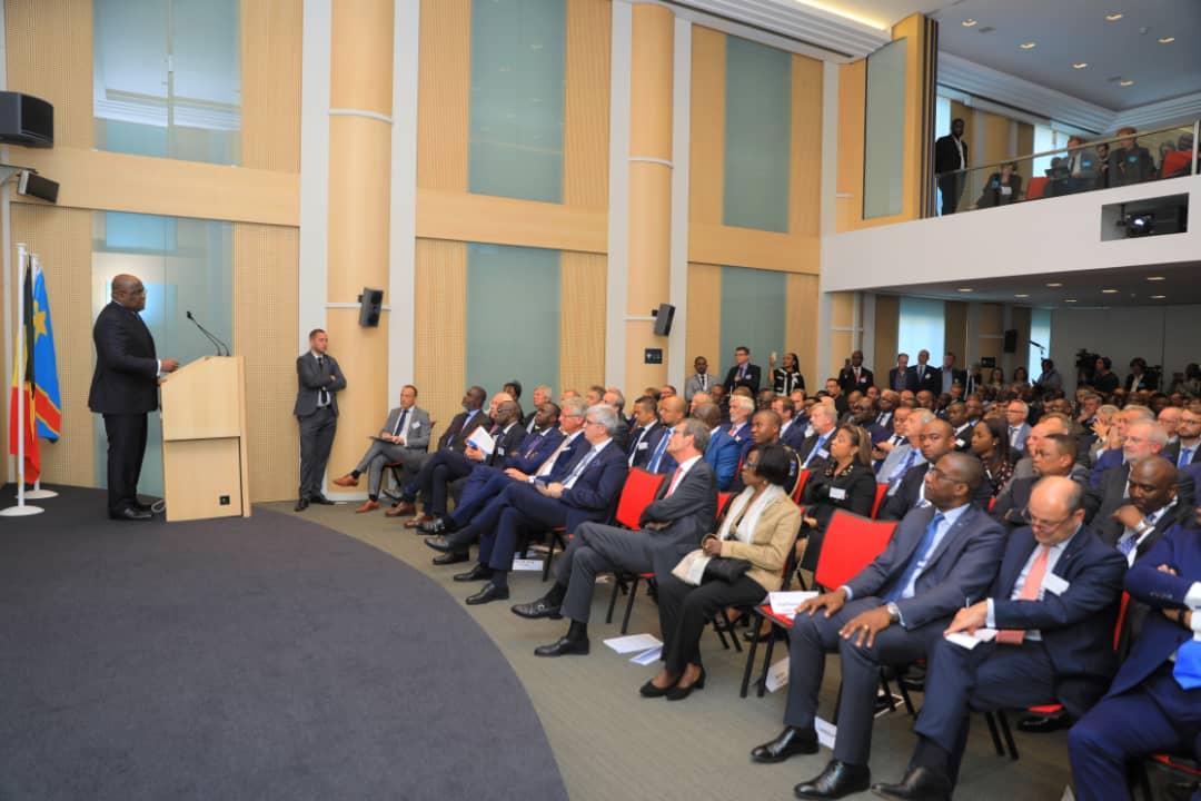 RDC : le patronat belge rassuré de la création d'une Agence de lutte contre la corruption 1