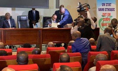 RDC : les six obligations éthiques des membres du Gouvernement 49