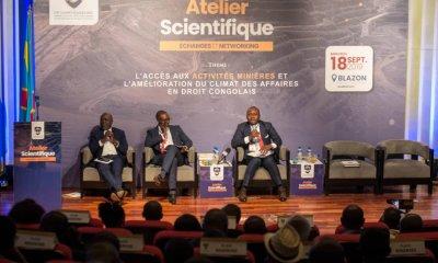 RDC : des experts en droit minier plaident pour l'amélioration du climat des affaires 57