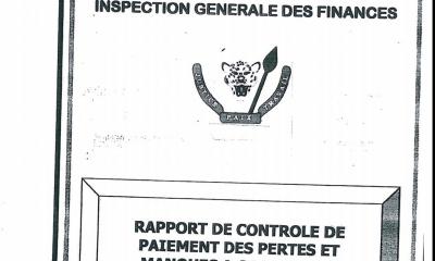 RDC : quatre vérités autour de la mission «IGF» sur la décote de 15 millions USD ! 20