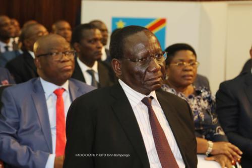 Ilunkamba : « notre objectif, porter la croissance économique à 10 % en moyenne » 1