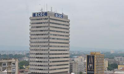 RDC: Moody's réitère son appréciation positive de la BCDC 12