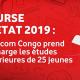 RDC : plus de 241 candidats concourent à Vodacom Bourse EXETAT 2019 10
