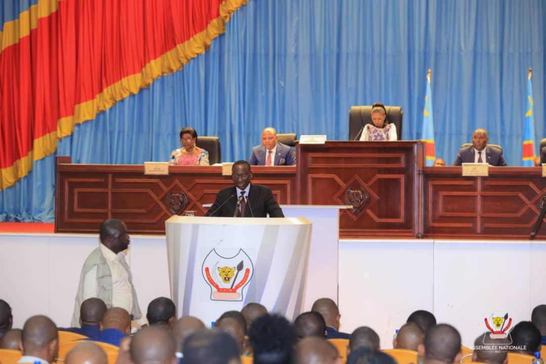 RDC : programme du Gouvernement approuvé, Ilunkamba et ses ministres investis ! 1