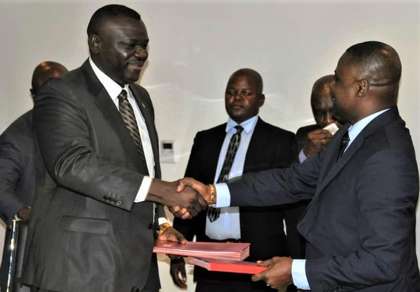 RDC : Augustin Kibassa aux PT-NTIC pour engager la transition numérique 1