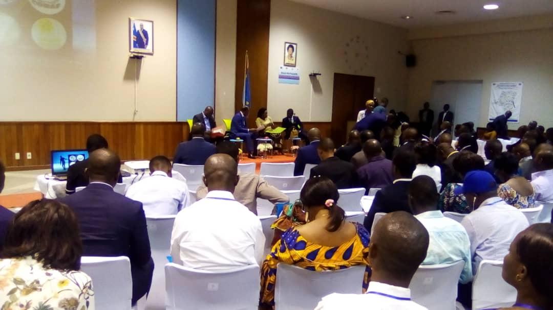RDC : Maurice Tshikuya lance le Forum national de la société civile sur l'énergie  1