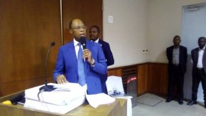 RDC : Maurice Tshikuya lance le Forum national de la société civile sur l'énergie  2