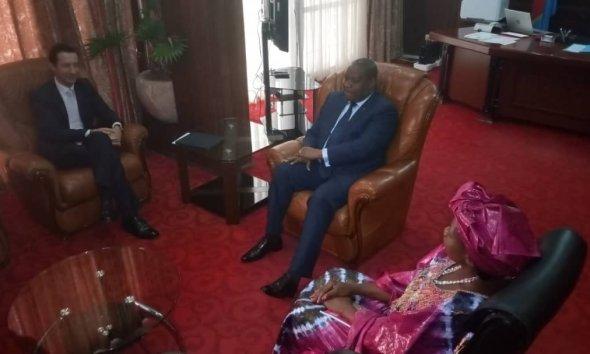 RDC : Claude Nyamugabo invité à participer à l'Assemblée générale des Nations Unies 39