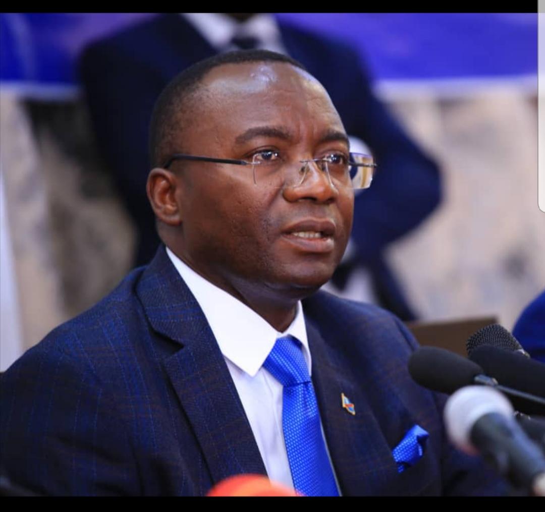 RDC : Néhémie Mwilanya parlé de trois défis à vaincre par le nouveau gouvernement