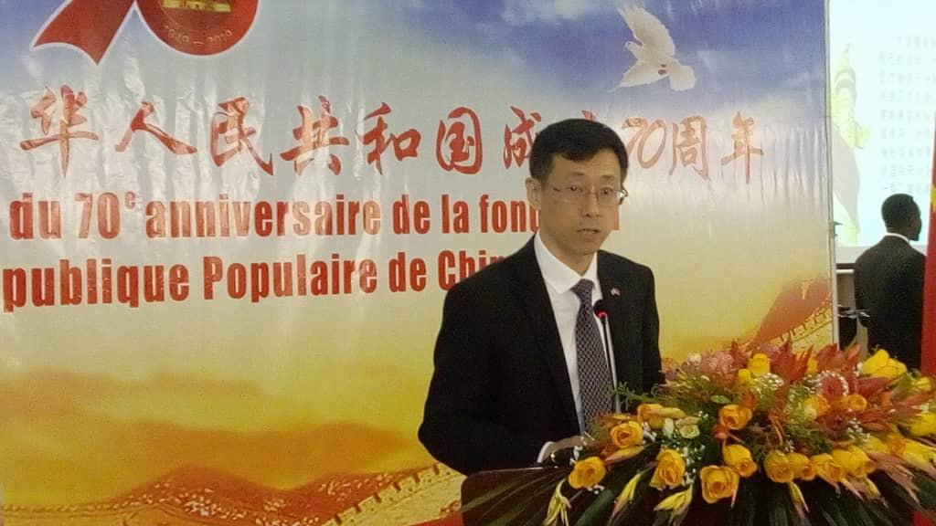 Monde: hier pays pauvre, 70 ans après, la Chine une des puissances économiques du monde!