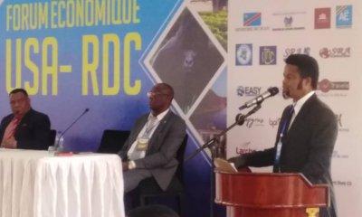 RDC : Félix Wazekwa aux investisseurs américains, le culturel offre plus d'opportunités!