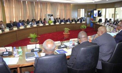 RDC: trois projets d'ordonnances de dons de 266 millions USD adoptés en Conseil des ministres 73