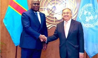 New-York: enjeux du premier discours de Tshisekedi du haut de la tribune de l'ONU 77