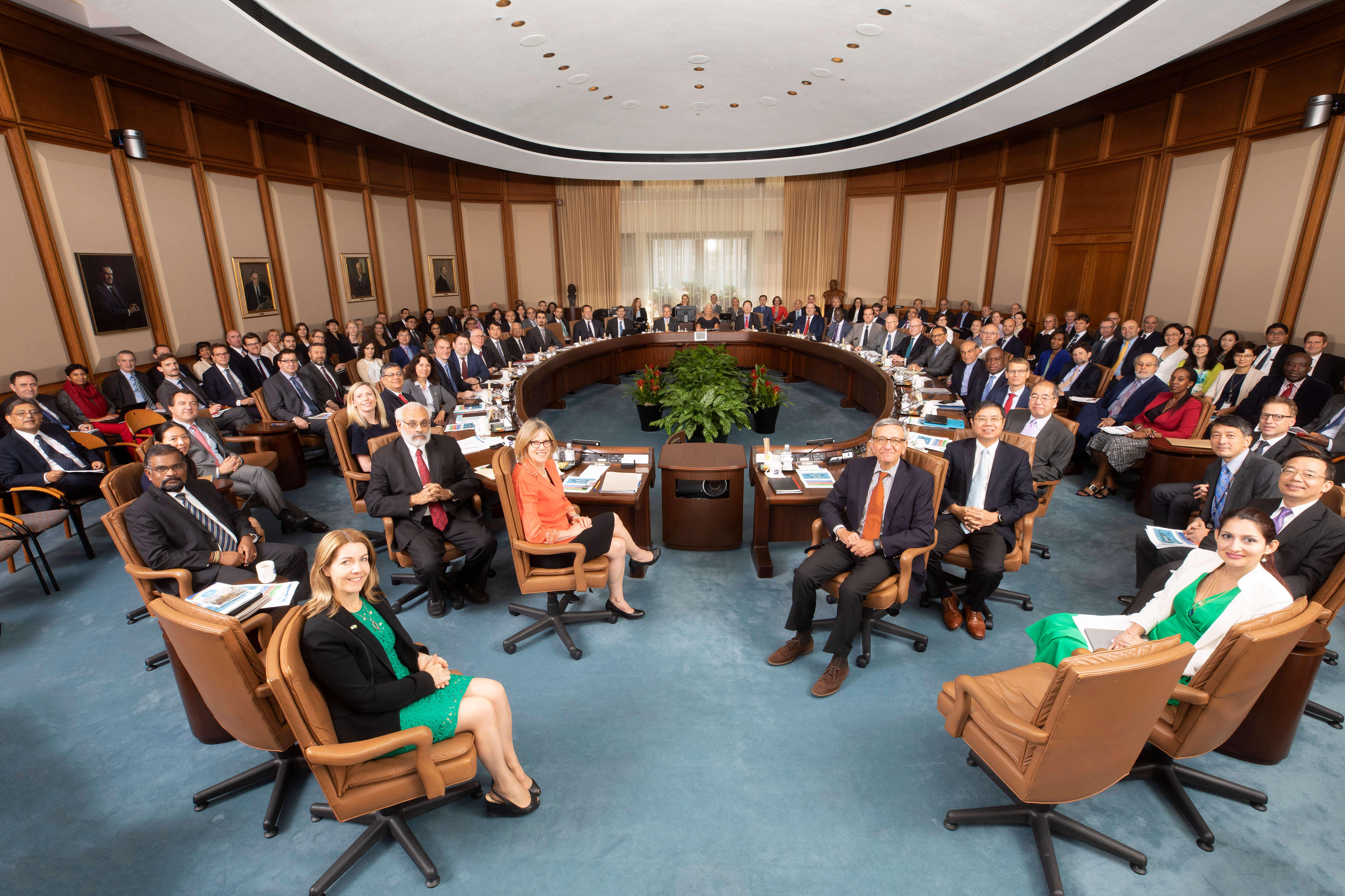 RDC : les administrateurs du FMI formulent neuf conseils au Gouvernement ! 1