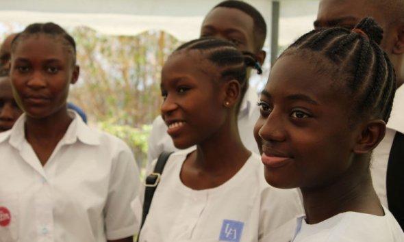 Journée International de la jeune fille: Béatrice Lomeya invite les parents à envoyer les filles à l'école.