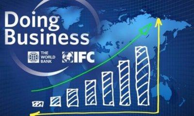 Monde : Doing Business 2020, la publication du Rapport intervient ce 23 octobre 12