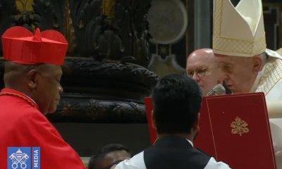 RDC : excepté Kabila, tous les politiques au Vatican pour honorer le cardinal Ambongo 55