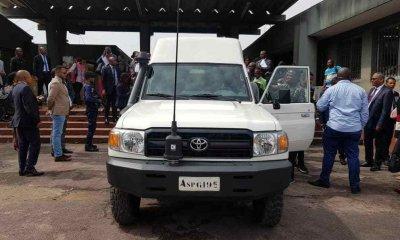 RDC : riposte contre Ebola, l'ONG PATH offre un laboratoire mobileultramoderne 76