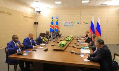 Afrique: 15 sociétés russes intéressées à investir en RDC 12