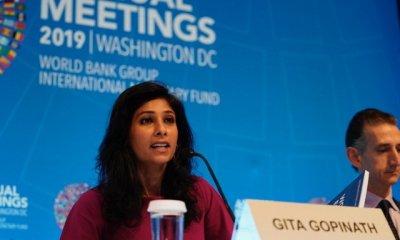 Gita Gopinath: «avec une croissance de 3%, les dirigeants n'ont plus de marge d'erreur» 14
