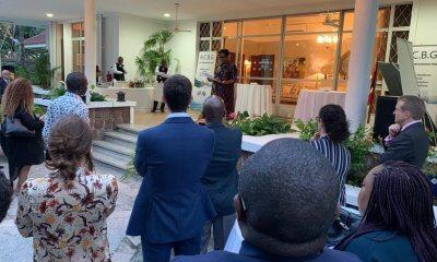 RDC : BCBG, nouveau cadre de promotion d'affaires éthiques congolo-britanniques 9