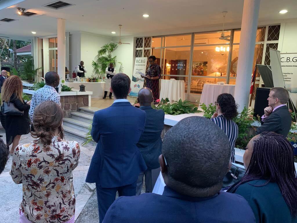 RDC : BCBG, nouveau cadre de promotion d'affaires éthiques congolo-britanniques 1