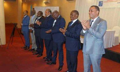 RDC : triple symbolique du lancement des activités du Régulateur de la sous-traitance 18