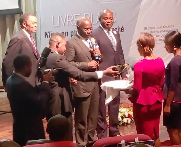 RDC : « mise en place d'un marché intérieur des valeurs du Trésor », livre blanc de Déogratias Mutombo 1