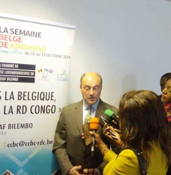 RDC : la 2ème édition de la semaine Belge de Kinshasa prévue du 14 au 19 octobre 2019 5