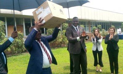 RDC : fibre optique, la SCPT s'équipe pour accroître la capacité de transport de 20 à 100 gigas 21